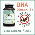 DHA Vegetarian Algae link