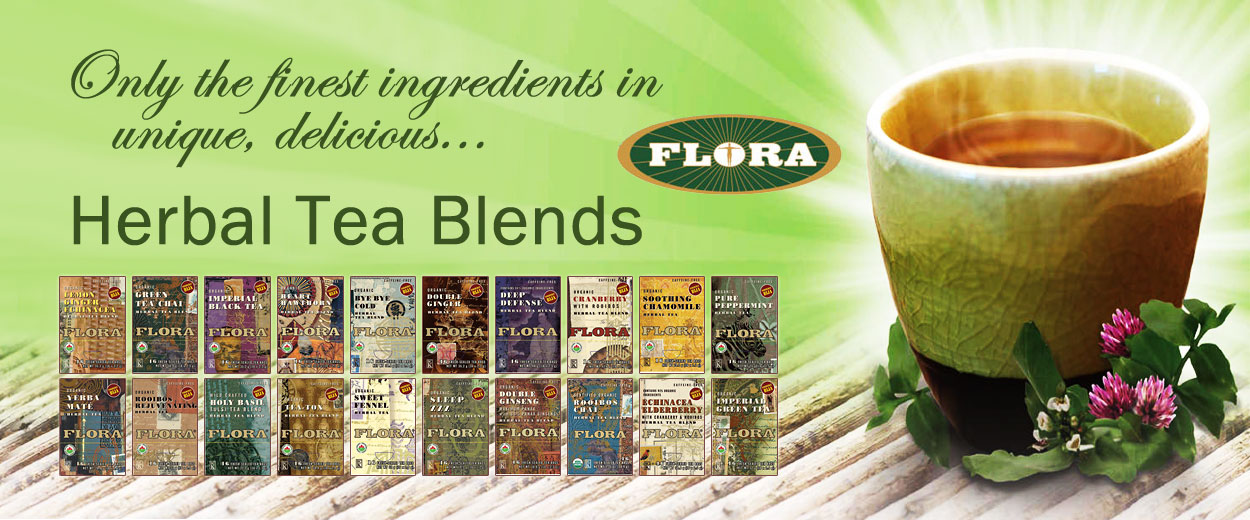 Flora Herbal Tea